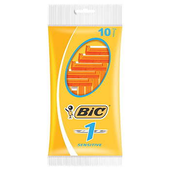 BIC 1 Sensitive rasoirs 1 lame