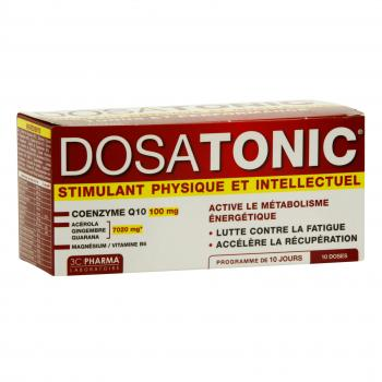 3C PHARMA Dosatonic 10  doses de 15ml