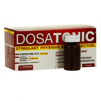 3C PHARMA Dosatonic 10  doses de 15ml - Illustration n°2