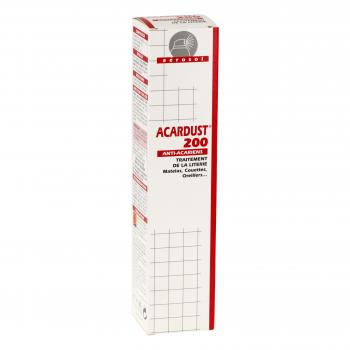 ACARDUST 200 Traitement anti acariens aérosol 200ml - Illustration n°1