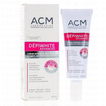 ACM Dépiwhite  Advanced Crème intensive anti-taches tube 40 ml - Illustration n°2