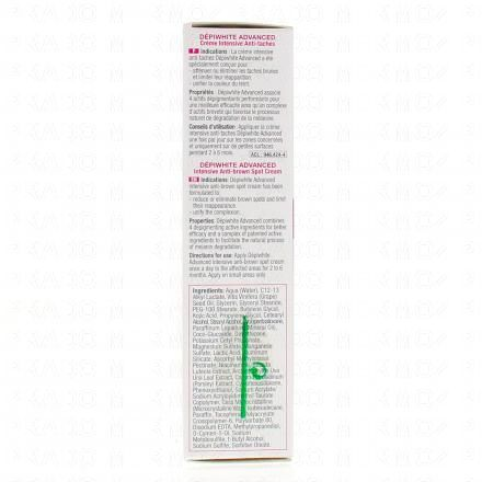 ACM Dépiwhite  Advanced Crème intensive anti-taches tube 40 ml - Illustration n°3