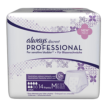 ALWAYS Discreet professional plus taille M
