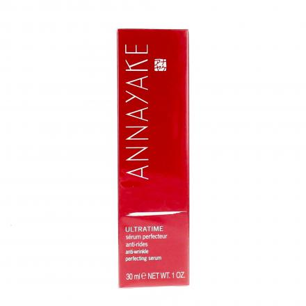 ANNAYAKE Ultratime Sérum perfecteur anti-rides flacon 30ml - Illustration n°1