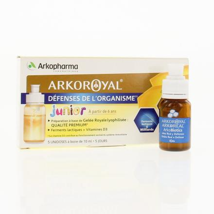ARKOPHARMA ArkorRoyal junior unidose x 5  - Illustration n°2