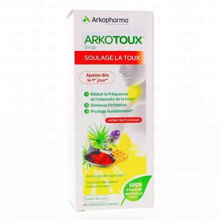 ARKOPHARMA Arkotoux sirop 140ml  - Illustration n°1