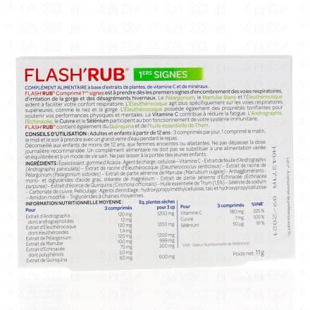 ARKOPHARMA Flash'Rub 15 comprimés - Illustration n°3