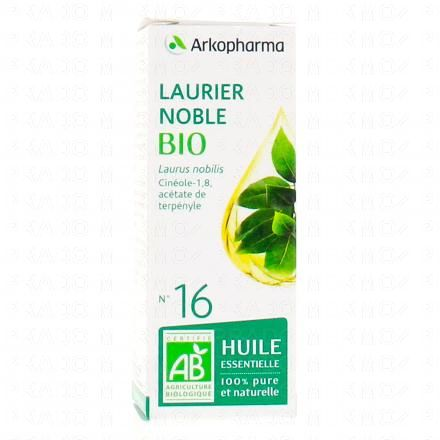 ARKOPHARMA Huile essentielle de Laurier noble N°16 Bio flacon 5ml - Illustration n°4