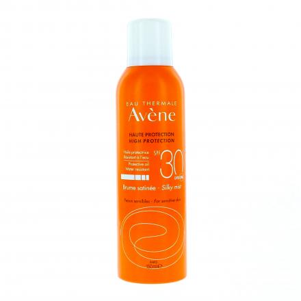 AVÈNE Brume satinée SPF30 flacon spray 150ml - Illustration n°1