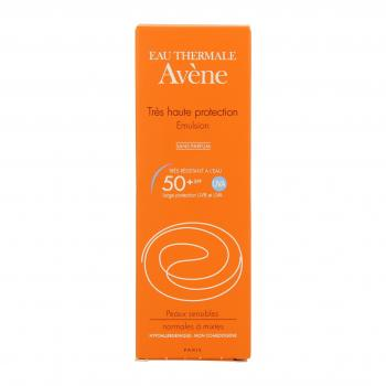 AVÈNE Emulsion très haute protection 50+ spf tube de 50 ml - Illustration n°2