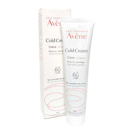 AVÈNE Cold Cream tube 100ml - Illustration n°2