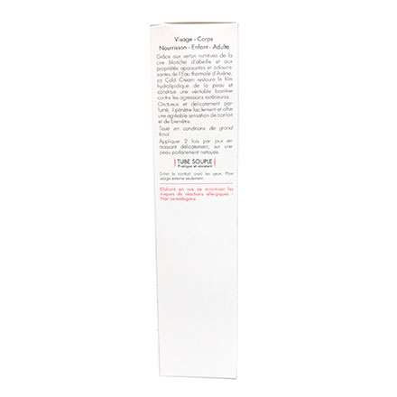 AVÈNE Cold Cream tube 100ml - Illustration n°3