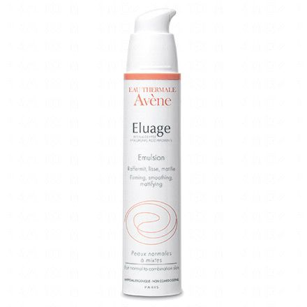 AVENE Eluage émulsion raffermissante et lissante flacon pompe 30ml