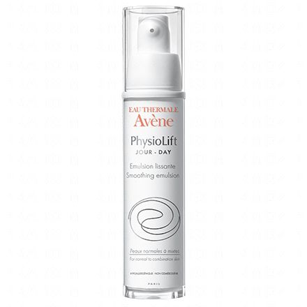 AVENE Physiolift jour émulsion lissante flacon airless 30ml