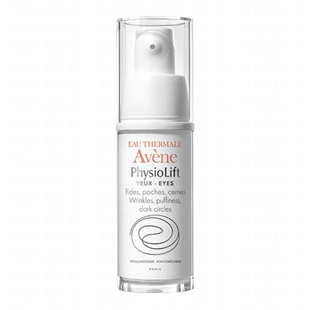 AVENE Physiolift yeux flacon airless 15ml