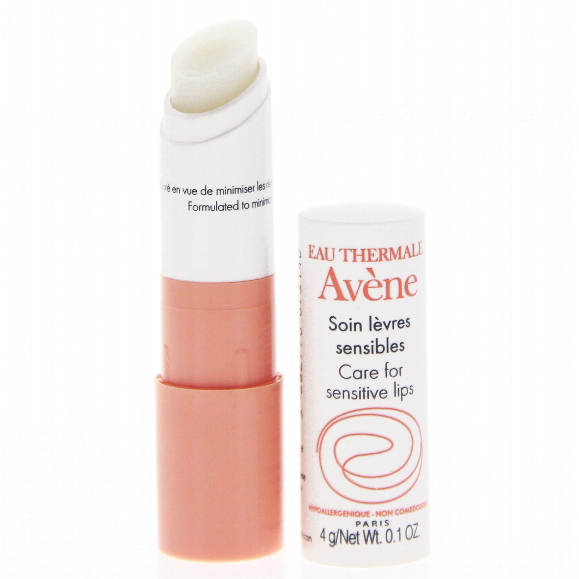 Avene  Soin lèvres sensibles stick