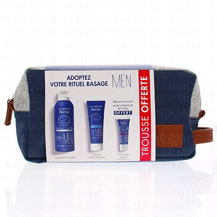 AVENE Trousse Homme Rasage - Illustration n°1