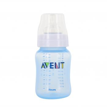 AVENT Biberon en polypropylène bleu 260ml - Illustration n°1
