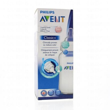 AVENT Classic+ biberon 330ml - Illustration n°1