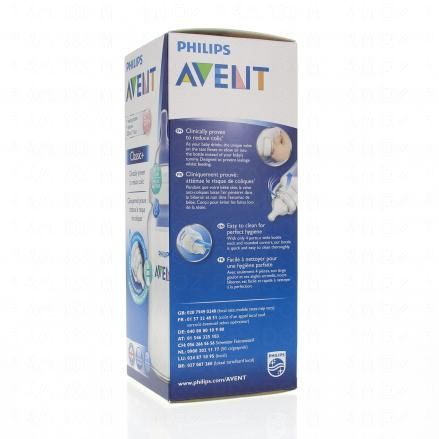 AVENT Classic+ biberon 330ml - Illustration n°3