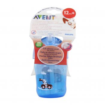 AVENT Tasse paille anti-fuites 260ml - Illustration n°2