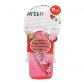 AVENT Tasse paille anti-fuites 260ml - Illustration n°3