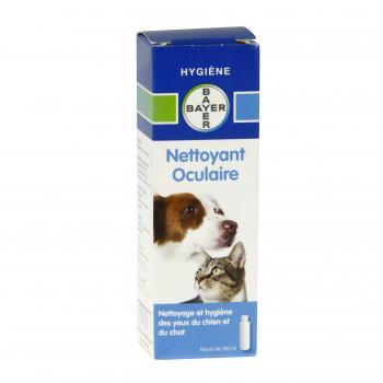BAYER Nettoyant oculaire flacon 100ml  - Illustration n°1