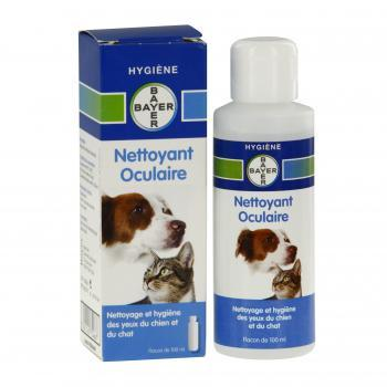 BAYER Nettoyant oculaire flacon 100ml  - Illustration n°2