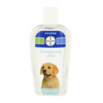 BAYER Shampooing chiot flacon 200ml