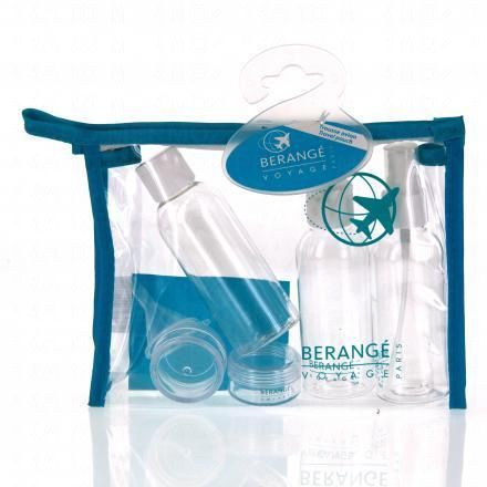 BERANGE Trousse de toilette avion