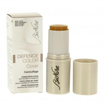BIONIKE Defence Color Cover Fond de Teint Stick Camouflage 02 Sable 15ml - Illustration n°1