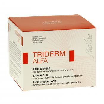 BIONIKE Triderm Alfa Base Riche pot 450ml
