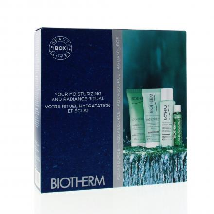BIOTHERM Coffret Aquasource Beauty Box