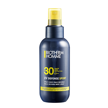 BIOTHERM Homme UV Defense sport SPF30