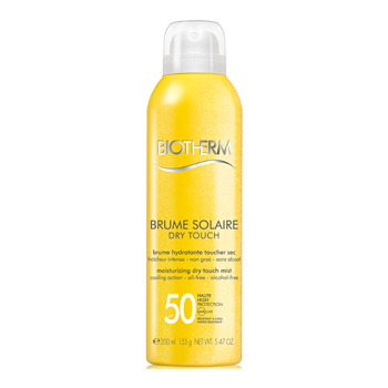 BIOTHERM Brume solaire Dry Touch hydratante SPF 50