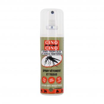 CINQ SUR CINQ Tropic spray vêtement spray de 100 ml