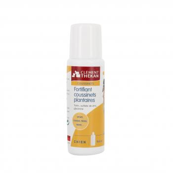 CLEMENT THÉKAN Solution fortifiant coussinet flacon 90ml