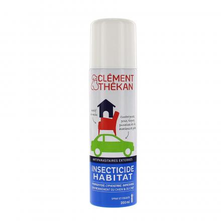 CLEMENTTHEKAN Insecticide habitat spray 200ml - Illustration n°1