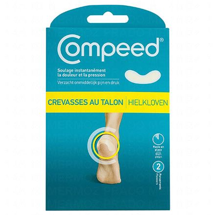COMPEED Pansement crevasses x 2