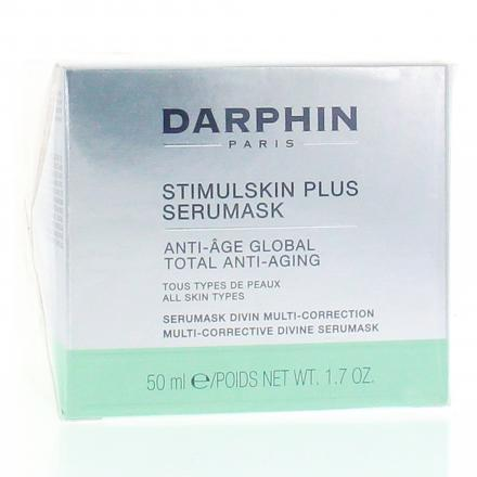 DARPHIN Stimulskin plus serumask pot 50 ml - Illustration n°1