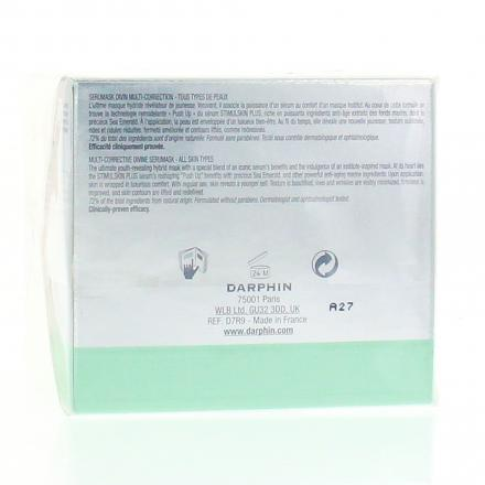 DARPHIN Stimulskin plus serumask pot 50 ml - Illustration n°2