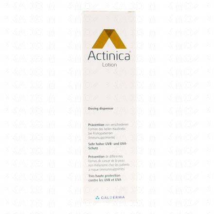 DAYLONG Actinicia lotion - Illustration n°1