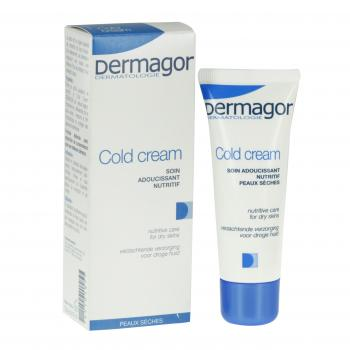 DERMAGOR Cold cream tube 40ml - Illustration n°2