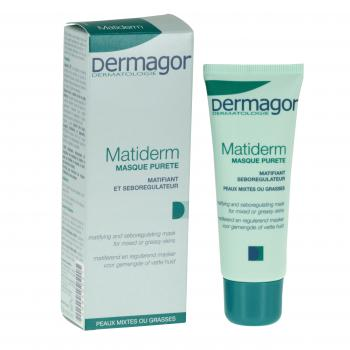 DERMAGOR Matiderm masque tube 50ml - Illustration n°2