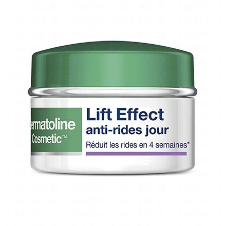 DERMATOLINE Cosmetic anti-âge Lift effect jour pot 50ml