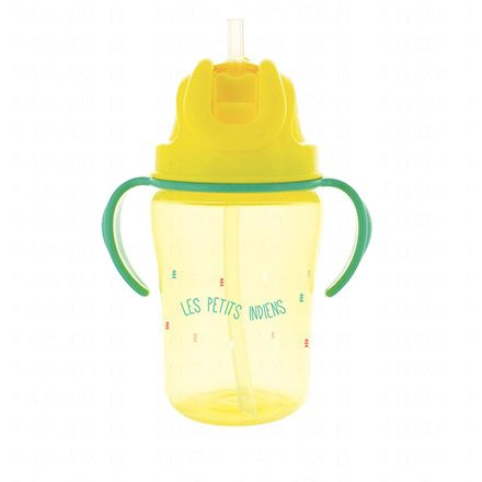 DODIE Tasse paille jaune 350ml 18m+ - Illustration n°3
