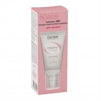 DUCRAY Ictyane crème SPF15 tube 40ml - Illustration n°1