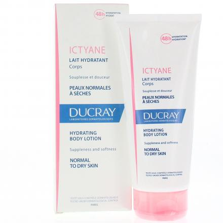 DUCRAY Lait hydratant corps tube 200ml - Illustration n°2