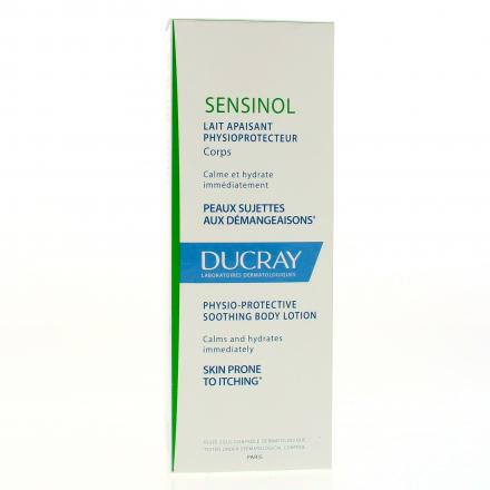DUCRAY Sensinol Lait Apaisant Corps tube 200ml - Illustration n°1