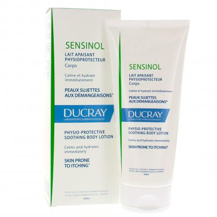 DUCRAY Sensinol Lait Apaisant Corps tube 200ml - Illustration n°2